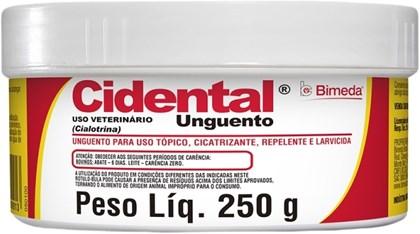 UNGUENTO CIDENTAL  250 GR