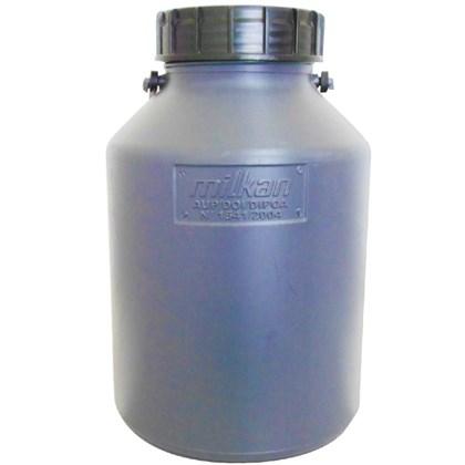 Vasilhame plástico para Leite - 10 Litros