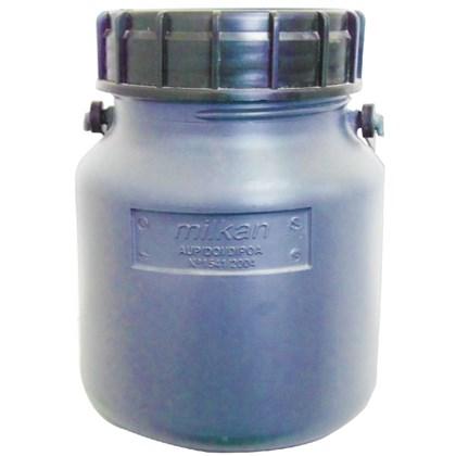 Vasilhame Plástico para Leite - 3 Litros