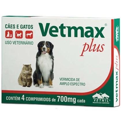 VETMAX PLUS   4 CP