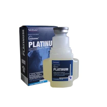 Virbamec Platinum – Ivermectina 3,15% - Virbac – 50 ml
