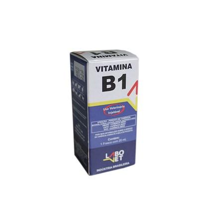 VITAMINA B1 20 ML - LABOVET