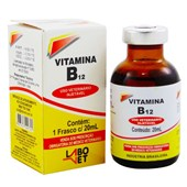 VITAMINA B12 20ML - LABOVET