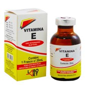 VITAMINA E 20ML - LABOVET