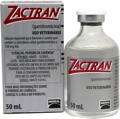 ZACTRAN - 50 ML - BOEHRINGER INGELHEIM