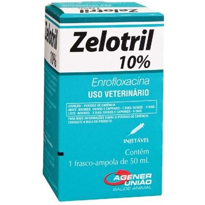 ZELOTRIL 10% INJETAVEL - 50 ML - AGENER